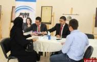 ملتقى توظيف لخريجى جامعة حلوان وطلاب السنه النهائيه