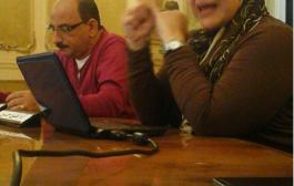 """محاضرة الدكتورة نشوة سمير الشريف بعنوان : """" تنمية الوعى السياحى فى مصر"""""""